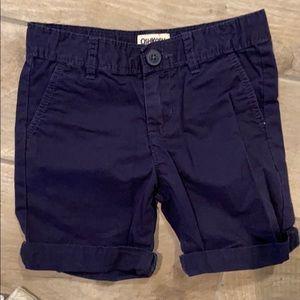 Oshkosh Cuffed Shorts